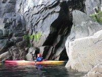 Explore secret coves