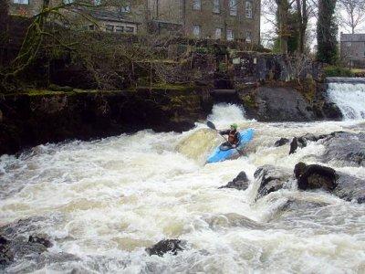 Swaledale Outdoor Club Kayaking