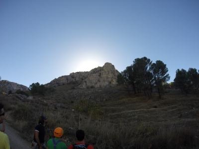 Virgen de Gracia Mountain Tour in Archidona