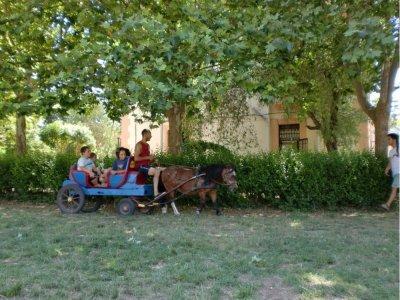 Granja Escuela Atalaya Campamentos Multiaventura