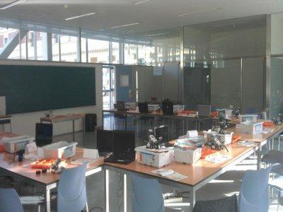 Technologic summer camp, Bilbao, 5 days
