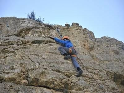 Climbing For Kids in Alicante