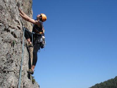 Climbing course Alicante