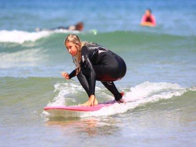 Escuela Cantabra de Surf Quiksilver Roxy Campamentos de Surf