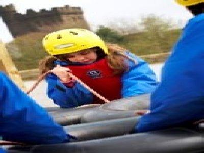 Robinwood Dobroyd Castle Rafting