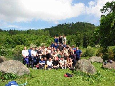 Scottish Outdoor Education Centre Belmont Hiking
