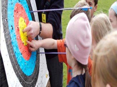 Scottish Outdoor Education Centre Belmont Archery