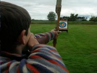 Archery also available.