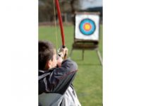 Archery is a great activity to try out.
