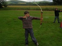 Archery is one of the many activities on offer.