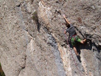 Climbing improvement course 5 hours