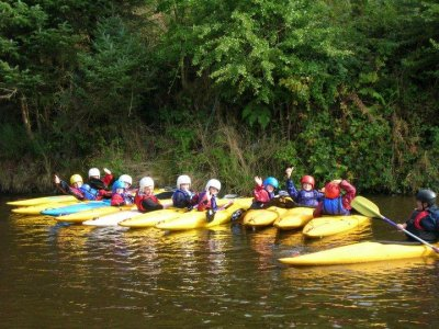Scottish Outdoor Education Centre Dounans Kayaking
