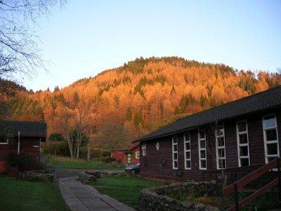 Scottish Outdoor Education Centre Dounans Abseiling