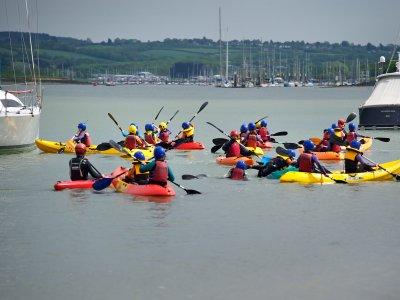 UKSA Kayaking