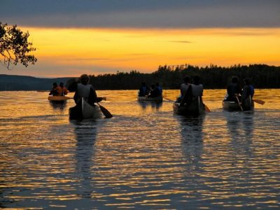 The Exploration Society Canoeing
