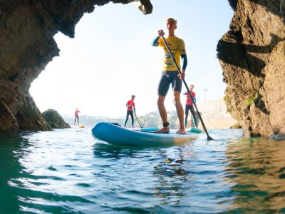 Newquay Activity Centre Paddle Boarding