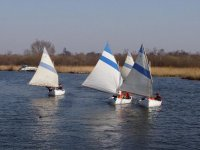 Sailing expeditions also available.