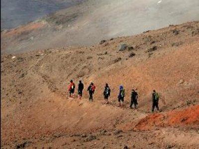 The Exploration Society Hiking