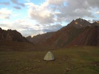 Learn how to camp wild on one of the hikes.