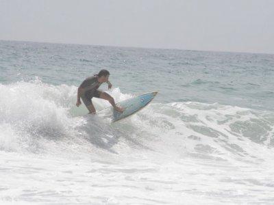 Candalix Beach Surf