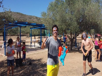 English camp Alicante water activities 14 days