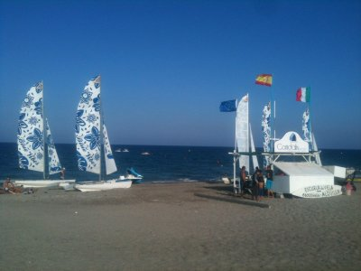 Candalix Beach Vela