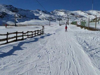 5 days ski pass low season Alto Campoo adults