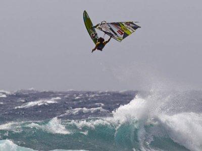 Candalix Beach Windsurf