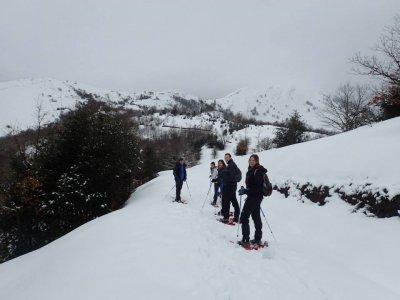 Snowshoeing in Picos de Europa