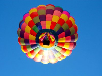 Valentine's Day Hot Air Balloon Ride + Gifts