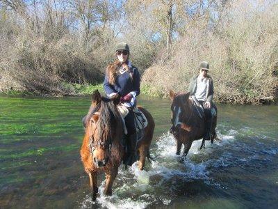 Valentine's Day Horse Ride El Tormes & Lodging