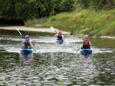 Adventure Activities In Snowdonia Kayaking