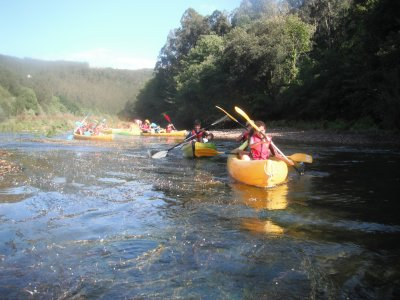 Multi adventure sumer camp in Canfranc