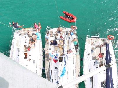 Weekend bachelor (ette) party on a boat, Vigo