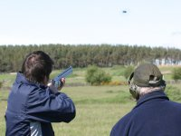 Clay Pigeon Shooting in Findon,West Sussex, 90min