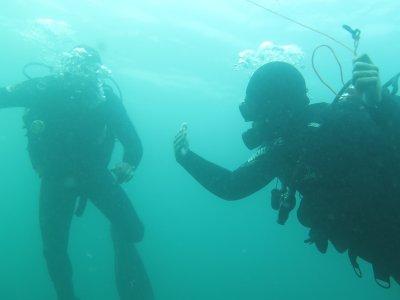 Open Water Diver Pontevedra. Group's Voucher