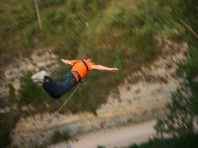 2 Bungee Jumps in Cantabria
