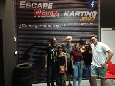 Karting Racing Dakart Jerez