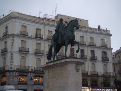 Voucher Team Building Urban Guided Tour, Madrid
