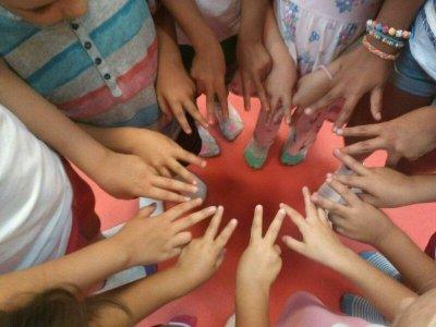 Kids play centre, 30 min., Mairena del Aljarafe
