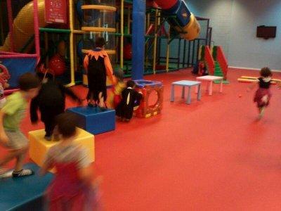 Children's playground in Mairena de Aljarafe