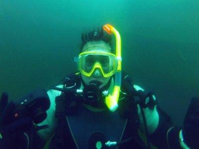 Jim Sheward Diver Training