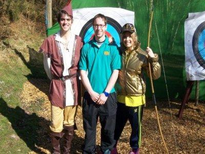 Greenwood Forest Park Archery