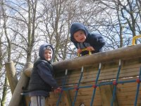 Fun obstacles in a safe environment