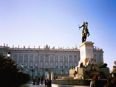2h masonic Madrid city tour