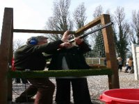 Expert shooting tuition