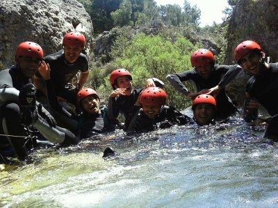Multi-adventure in Valencia, party + 3 activities