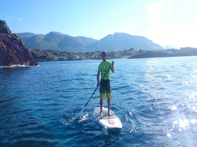 2h Paddle Surf Lesson in Llanes