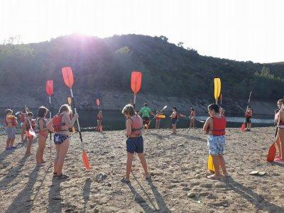 Multi-Adventure Camp Feria de Sevilla 3 Days