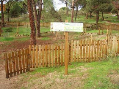 Multi Adventure Park for Children in Pelayos